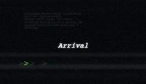 Arrival (2009 Title Card)