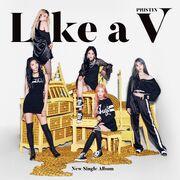 LikeAVAlbumCoverDigital