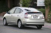 Prius nhw20 rear