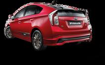 Priuscar back
