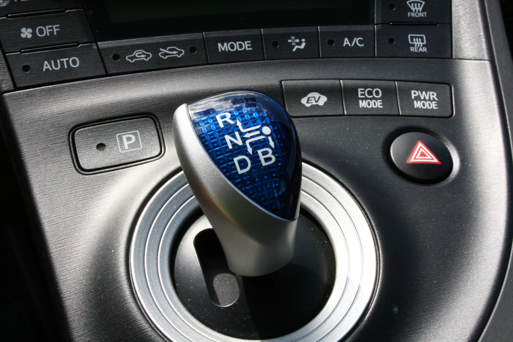 Shift Lever With Modes Ons Ev
