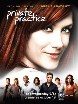 Private Practice Cover
