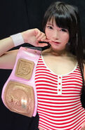 Natsumi Airi BELT