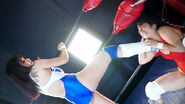 Kaneshiro foot choke