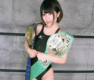 Misa Suzumi 2 Belts