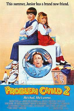 Problem child two poster-2-