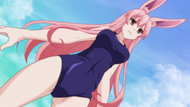 OVA1 Black Rabbit Swimsuit