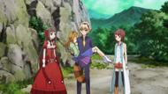 OVA1 Izayoi Catches Hifumi