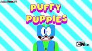 Puffy Puppies Roba
