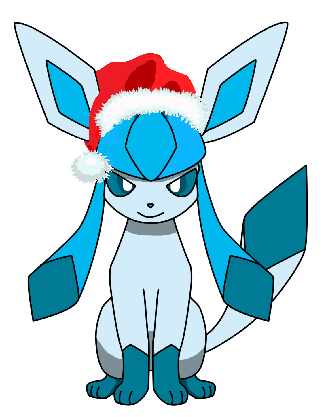Image - Glaciersong\'s Christmas Glaceon.png | Prodigy Math Game Wiki ...