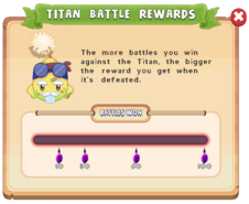 Titan Rewards
