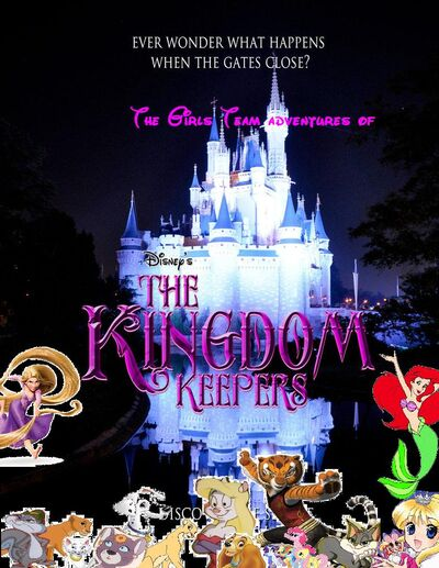 The Girls Team adventures of Kingdom Keepers