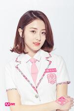 Huh Yunjin Produce 48