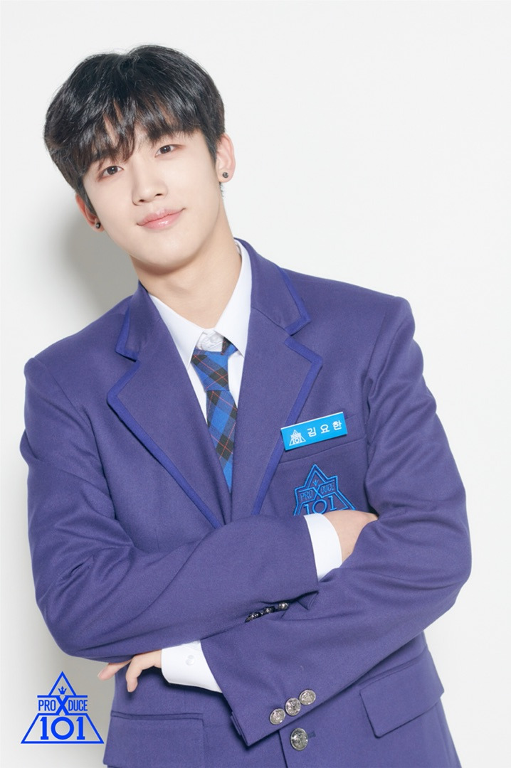 Image result for kim yohan produce x 101