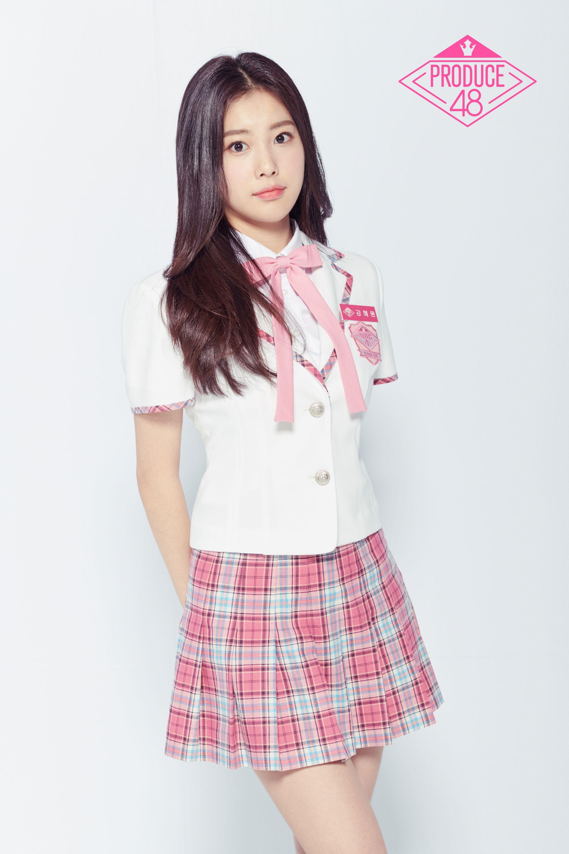 Image - Kang Hyewon Produce 48.jpg | Produce 101 Wikia ...