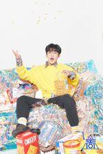 Kim Yohan Produce 101 Wikia Fandom Powered By Wikia