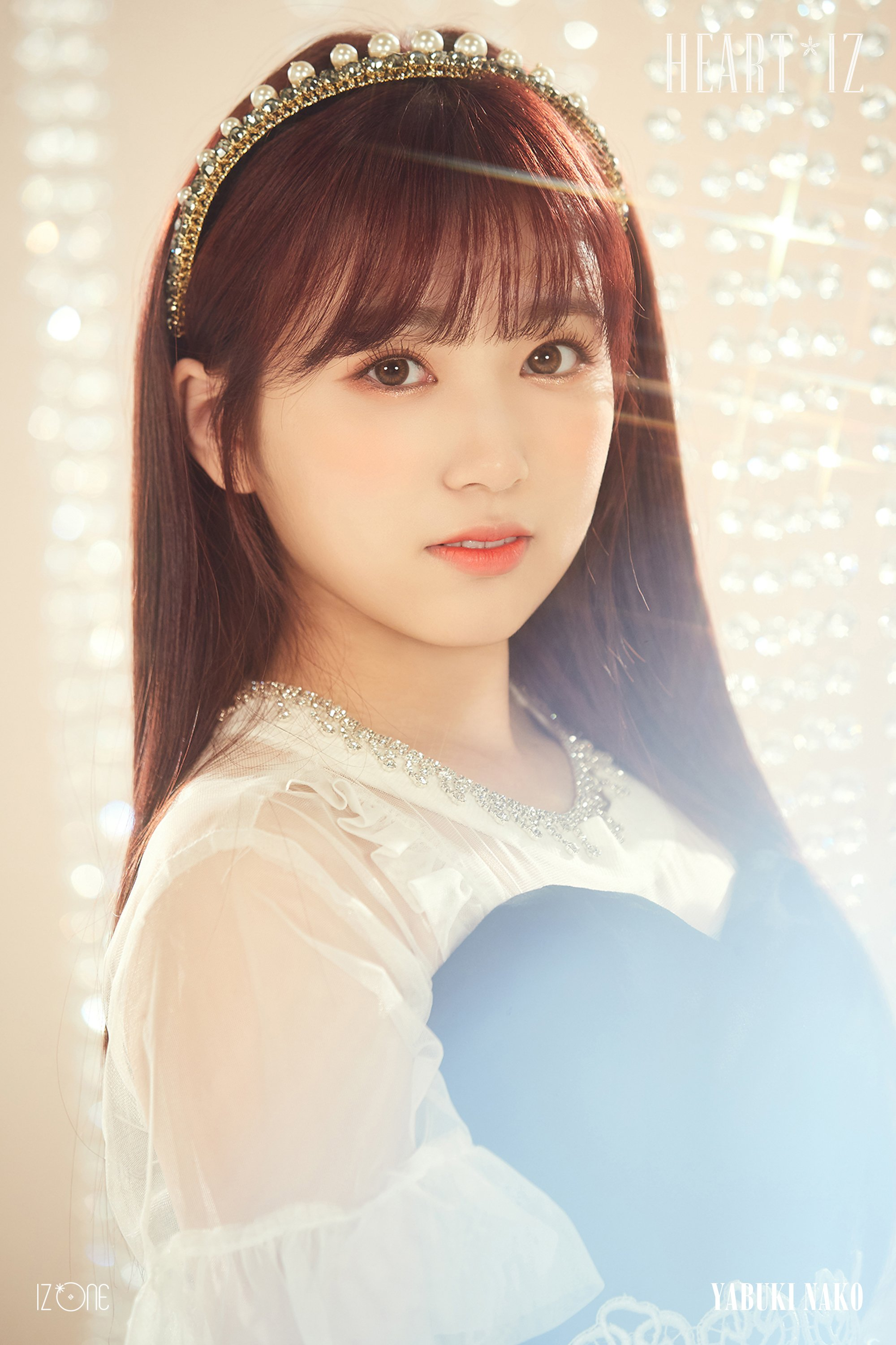IZONE Nako IZONE in 2019 Japanese girl group