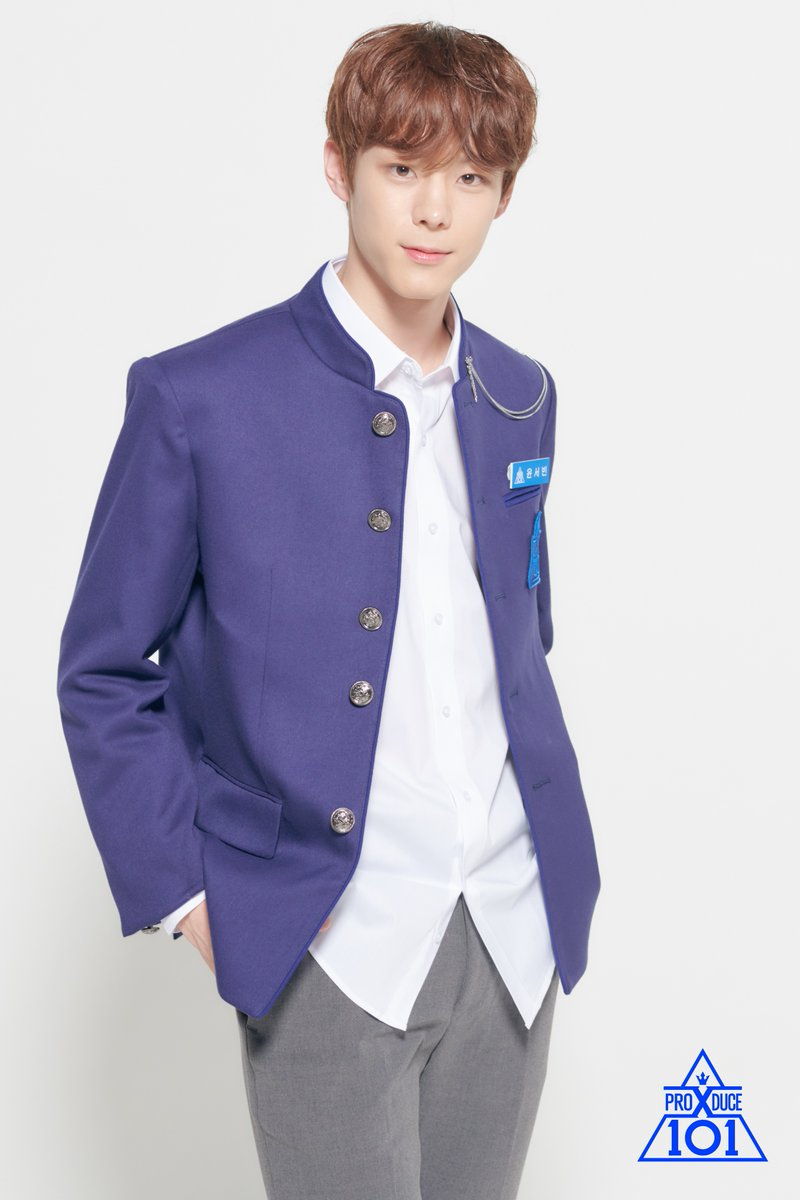 Yun Seobin | Produce 101 Wikia | FANDOM powered by Wikia