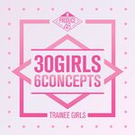 30 Girls 6 Concepts