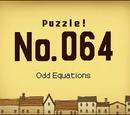 Odd Equations