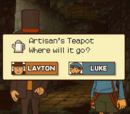Artisan's Teapot