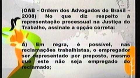 Audiências Trabalhistas 05