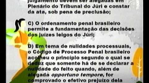 Segunda Fase do Tribunal do Juri 05
