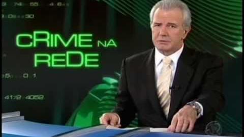 Jornal da Record - Crime na Rede - Entrevista com João Cash - 18 10 2010
