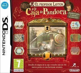 Carátula Caja de Pandora