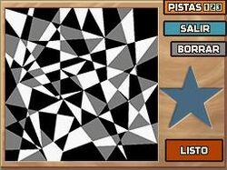 Puzzle 52 Busca la estrella