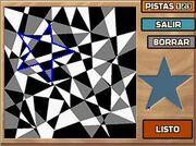 Puzzle 52 Busca la estrella solucion