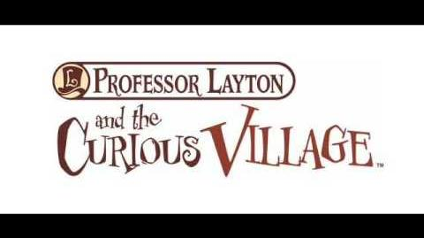 Professor Layton & The Curious Village Soundtrack - Ending Theme