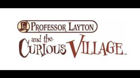Professor Layton & The Curious Village Soundtrack - Ending Theme (Live Version)
