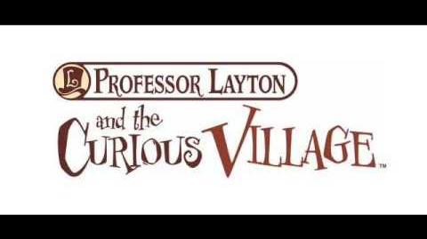 Professor Layton & The Curious Village Soundtrack - Layton's Theme (Live Version)