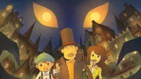 Professor Layton and the Specter's Flute -The Specter Appears-