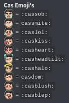 Cas Emojis