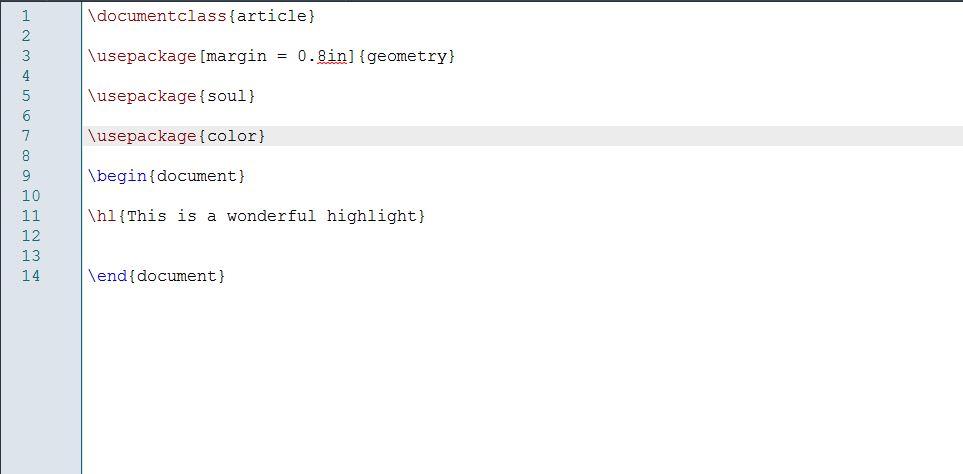 Latex-Highlighting Text   Programmingresources Wiki   FANDOM