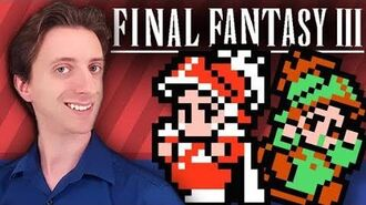 Final Fantasy III - ProJared