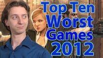TopTenWorstGamesOf2012