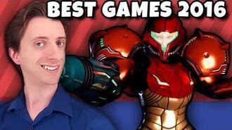 Top Ten Games of 2016 - ProJared