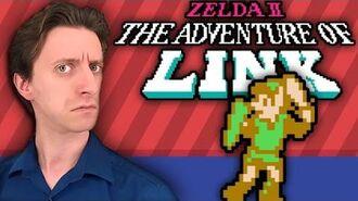 Zelda II- The Adventure of Link - ProJared