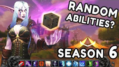World of Warcraft with Random Abilities (Wildcard Mode) - Ascension Season 6