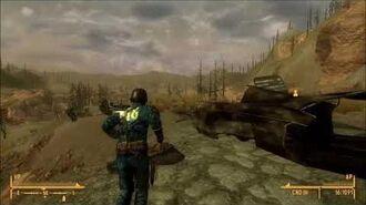 Fallout New California - Star Unique .357 Magnum Revolver Location
