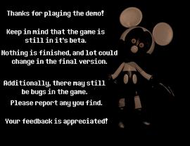 DemoEnd edited
