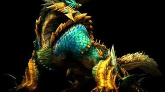 Zinogre - Battle Theme