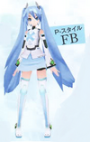PD1st Felicia Blue