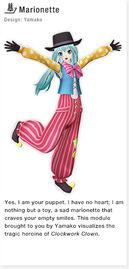 ProjectDivaF2nd Marionette