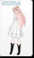 Chiffon Dress PD2nd