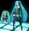 Project Diva 1st Miku