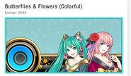 PDF2nd Butterflies&FlowersColorfulSkin
